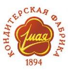 логотип Кондитерская фабрика 1 Мая, г. Нижний Новгород