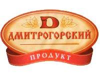 логотип Дмитрогорский молочный завод, с. Дмитрова Гора