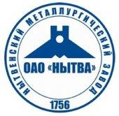 логотип Нытвенский металлургический завод, г. Нытва