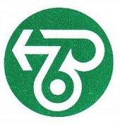 логотип Октябрьский электровагоноремонтный завод, Санкт-Петербург