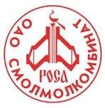 логотип Смоленский молочный комбинат, г. Смоленск
