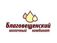 логотип Благовещенский молочный комбинат, Благовещенск
