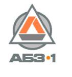 логотип Асфальтобетонный завод № 1, Санкт-Петербург