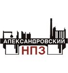 логотип Александровский нефтеперерабатывающий завод, Томск