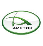 логотип Аметис, г. Благовещенск