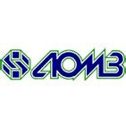 логотип Азовский оптико-механический завод, г. Азов