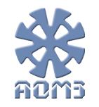 логотип Армавирский опытный машиностроительный завод, г. Армавир