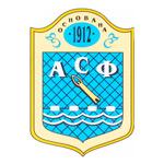логотип Астраханская сетевязальная фабрика, г. Астрахань