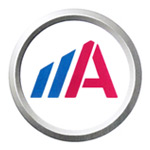 логотип Алексеевский завод химического машиностроения, г. Алексеевка