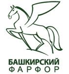 логотип Фарфоровый завод «Башкирский фарфор», Октябрьский