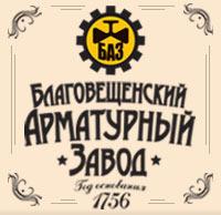 логотип Благовещенский арматурный завод, Благовещенск