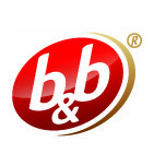 логотип Кондитерская фабрика Би-энд-Би, г. Подольск