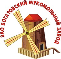 логотип Богатовский мукомольный завод, п. Заливной