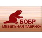 логотип Мебельная фабрика Бобр, дп. Поварово