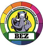 логотип Бобровский экспериментальный завод, п. Бобровский