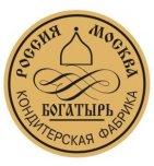 логотип Кондитерская фабрика Богатырь, г. Зеленоград