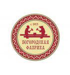 логотип Богородская Фабрика, п. Богородское