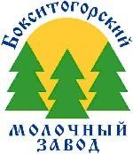 логотип Бокситогорский молочный завод, Бокситогорск