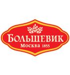 логотип Кондитерская фабрика Большевик, Москва
