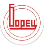 логотип Компрессорный завод Борец, Москва