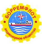 логотип Борремфлот, г. Бор