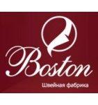 логотип Швейная фабрика Boston, Ульяновск
