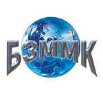 логотип Борисовский завод мостовых металлоконструкций имени В.А. Скляренко, п. Борисовка