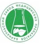 логотип Барнаульский завод медицинских препаратов, Барнаул