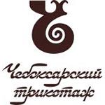 логотип Чулочно-трикотажная фабрика, г. Чебоксары