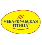 логотип Птицефабрика Чебаркульская птица, п. Тимирязевский