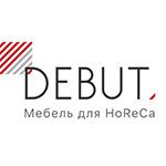 логотип Дебют, г. Электросталь