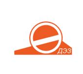 логотип Дмитровский экскаваторный завод при Спецстрое России, г. Дмитров