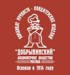 логотип Комбинат мучнисто-кондитерских изделий Добрынинский, Москва
