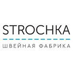 логотип Швейная фабрика «Строчка», г. Екатеринбург
