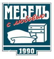 логотип Фабрика мягкой мебели Галактика, рп. Лесной