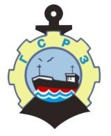 логотип Городецкий судоремонтный завод, Городец