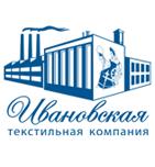 логотип Ивановская текстильная компания, г. Иваново