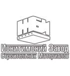 логотип Искитимский завод строительных материалов, Искитим