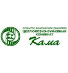логотип Целлюлозно-бумажный комбинат «Кама», Краснокамск