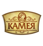 логотип Кондитерская фабрика Камея, Санкт-Петербург