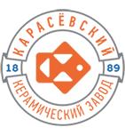 логотип ПО «Карасевский керамический завод», пос. Лесной