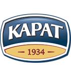 логотип Московский завод плавленых сыров «КАРАТ», Москва