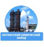логотип Котласский химический завод, Коряжма