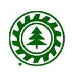логотип Красноярский деревообрабатывающий комбинат, г. Красноярск