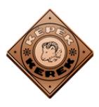 логотип Меховая фабрика Керек, Чебоксары