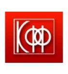 логотип Казанская фармацевтическая фабрика, Казань