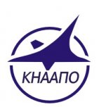 логотип Комсомольское-на-Амуре авиационное производственное объединение им. Ю.А.Гагарина, г. Комсомольск-на-Амуре