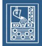 логотип Кучинский опытно-керамический завод, мкр. Железнодорожный