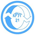 логотип Круг-21, г. Пенза