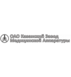 логотип Казанский завод медицинской аппаратуры, Казань